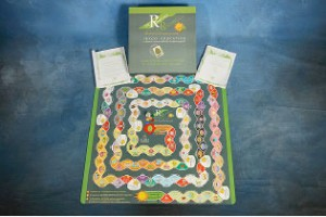 """Board game """"From Renewable to Renewable"""""""